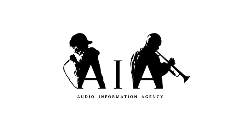Audio Information Agency - Logo - Arctic Wolf Design