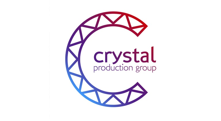 Crystal Production Group - Logo - Arctic Wolf Design